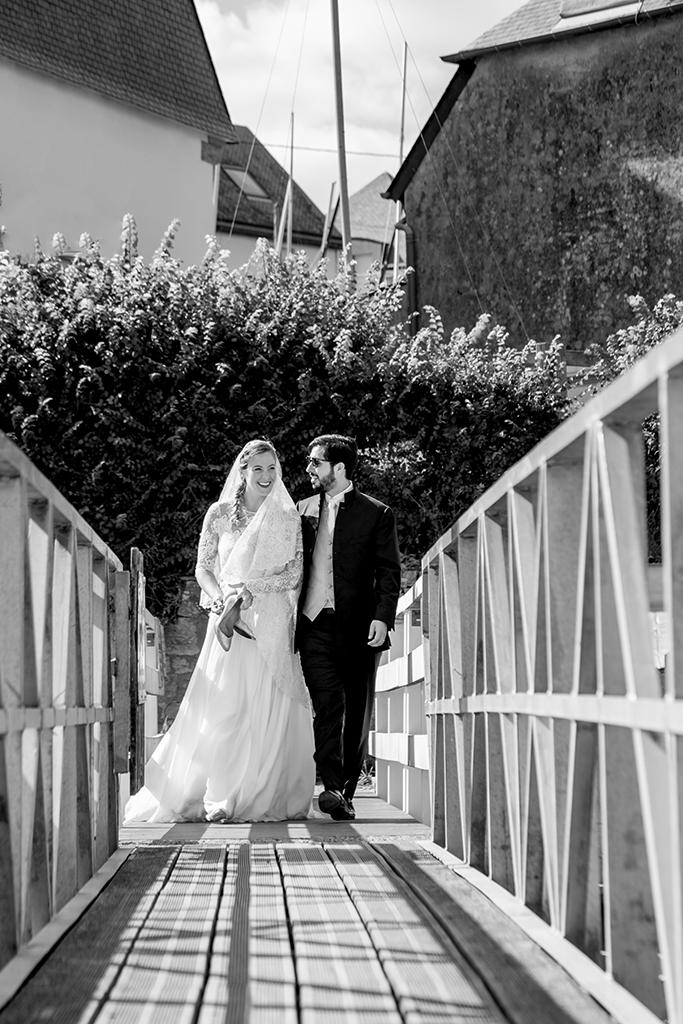 Photographe mariage Lyon Amédézal haut de gamme chateau bretagne