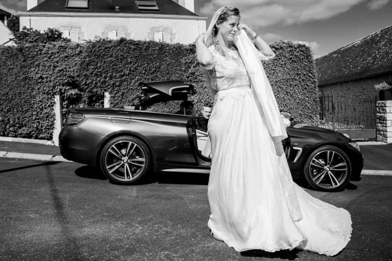 Photographe mariage intimiste Lyon haut de gamme