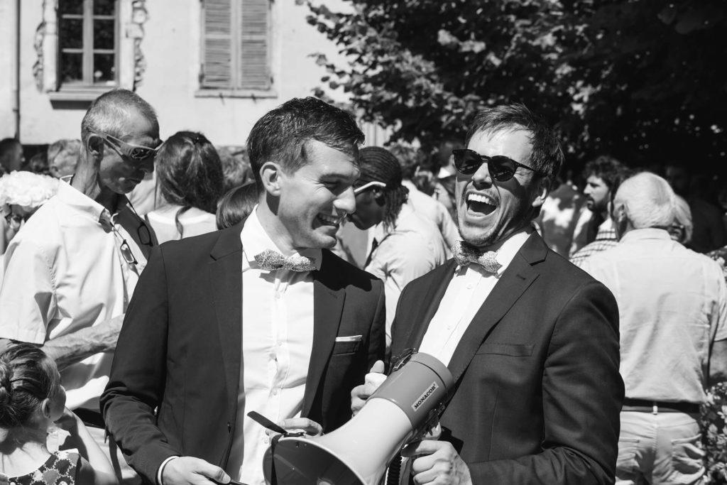 Photographe mariage intimiste Lyon hommes