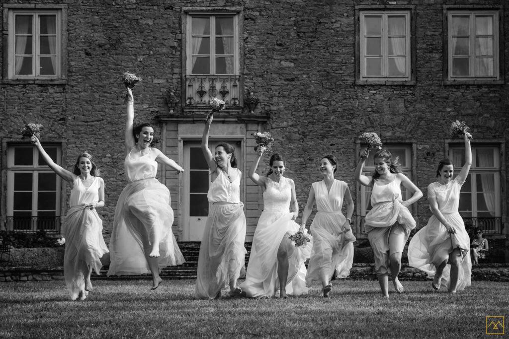 Photographe mariage Château de Janzé Lyon Amédézal