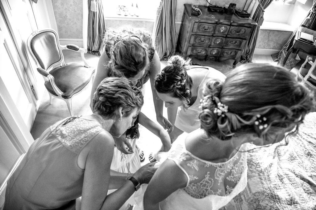 Photographe mariage haut de gamme Lyon Amédézal Château Urbillac