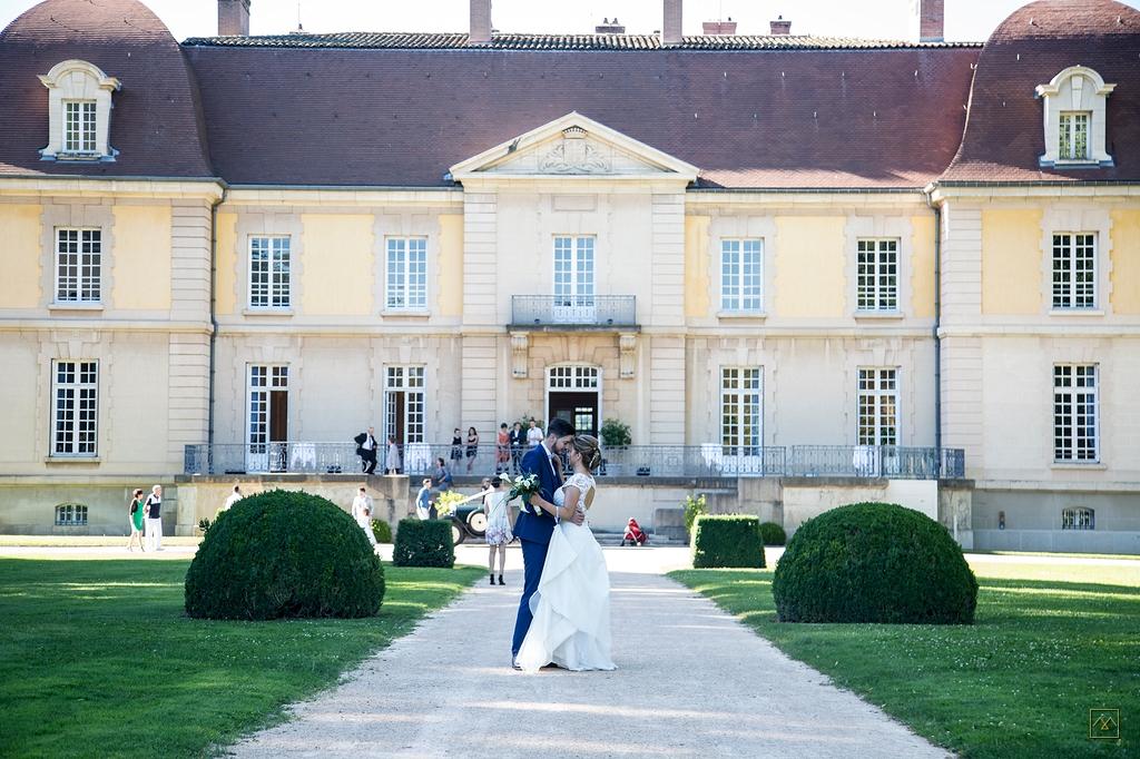 Photographe mariage Amédézal Orangerie de Sebastien