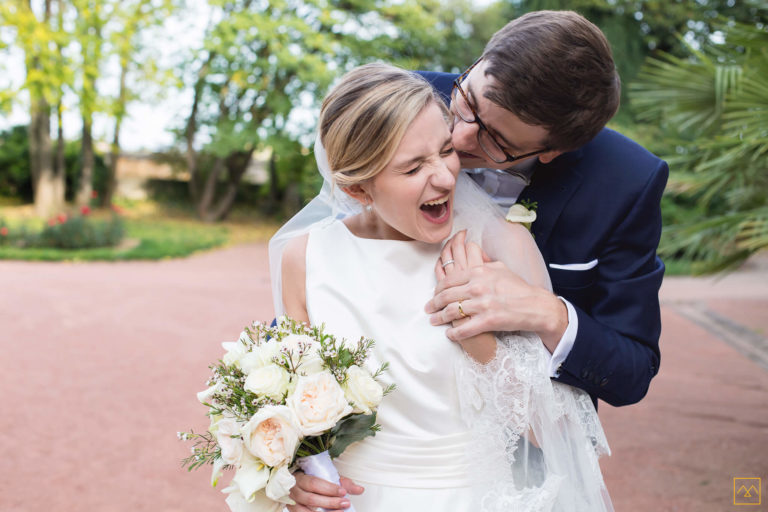 photographe mariage jeu couple Lyon Amédézal