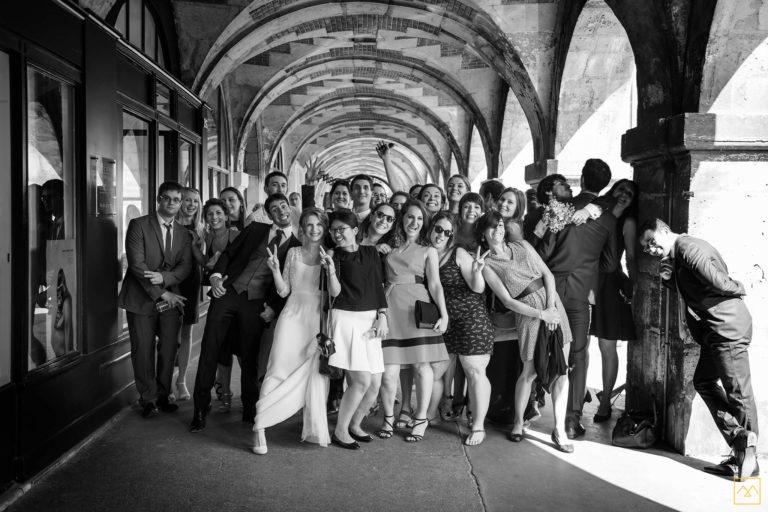 Photographe mariage paris Reportage Amédézal Théatre du Renard